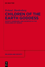 Hardenberg Children of the Earth Goddess Cover